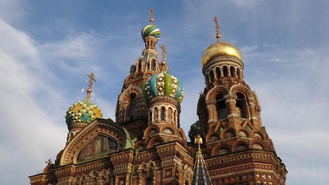 Санкт-Петербург. Спас на Крови