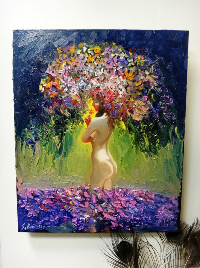 Картины Байрама Саламова (г.Тольятти)