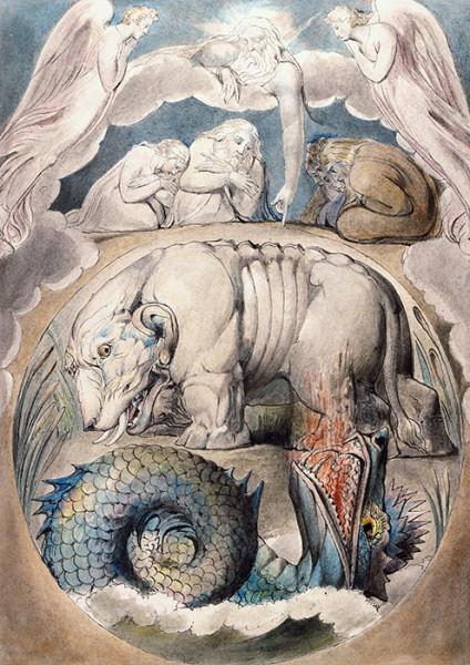 бегемот и левиафан
