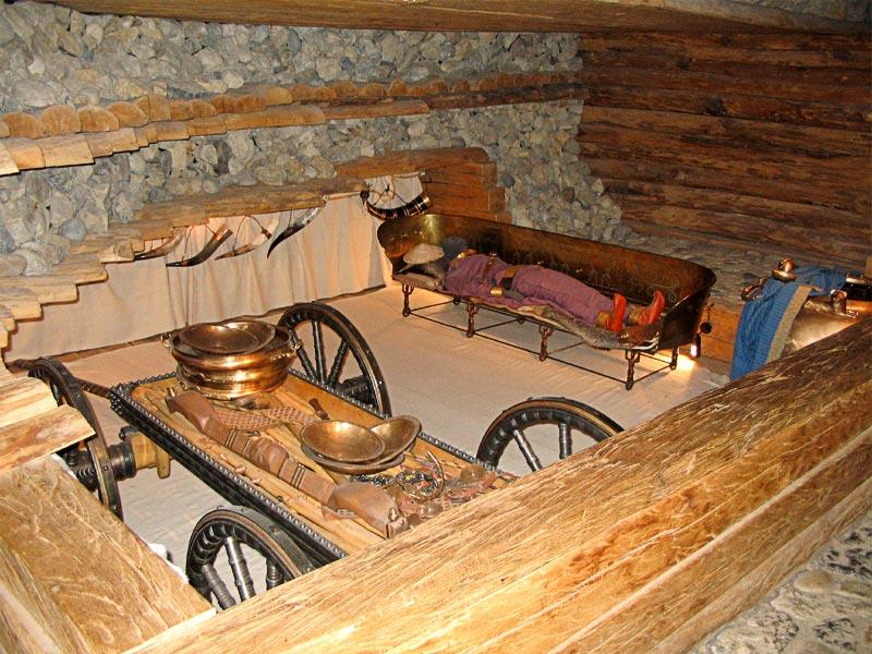 Хохдорфская гробница