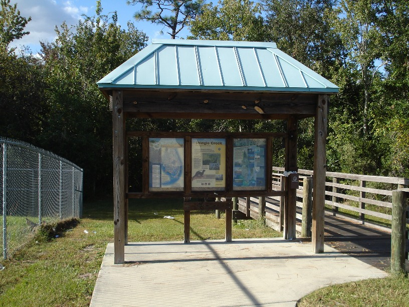 Everglades Trail Kiosk #1