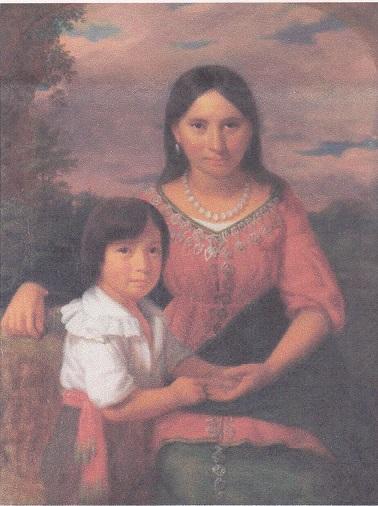 osceola wife painting - Copy