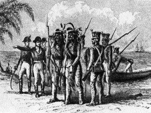 capture of the chiefs