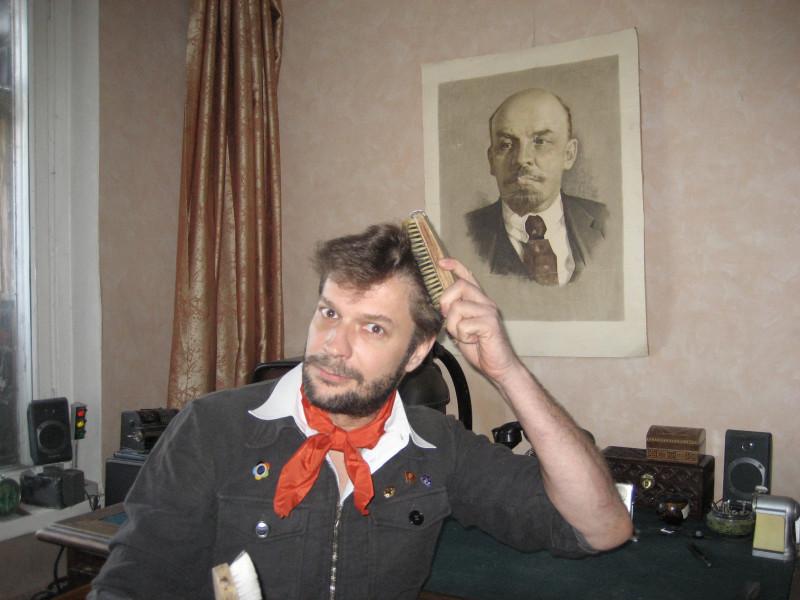 Ленин чищу