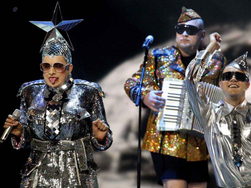 Верка Сердючка с Кончитой Вурст едут в Израиль на Евровидение 2019
