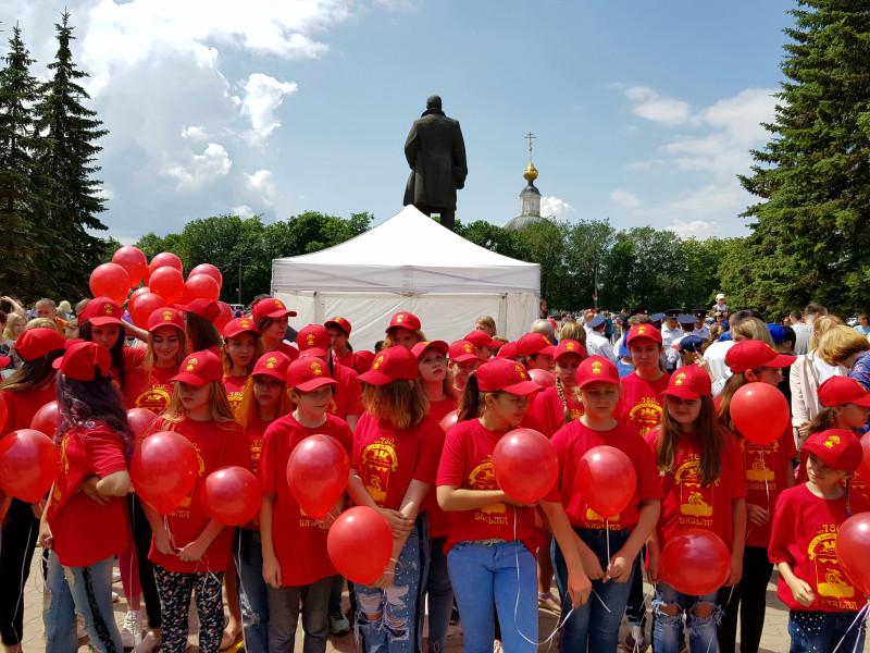 Грандиозное авиашоу  и празднование  780-летия Вязьмы ✈️ ✈️