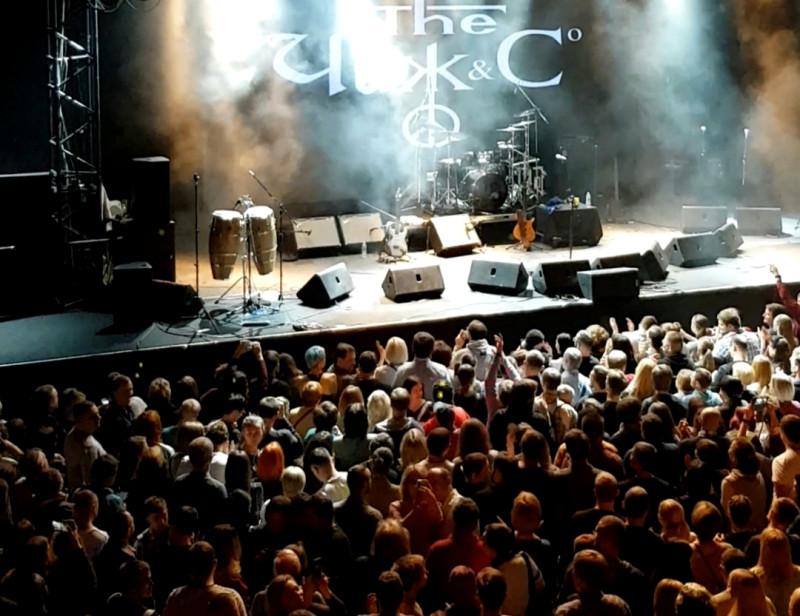 Шок! Что творилось в Главклубе на концерте Чижа. Фото и видео. Мои.