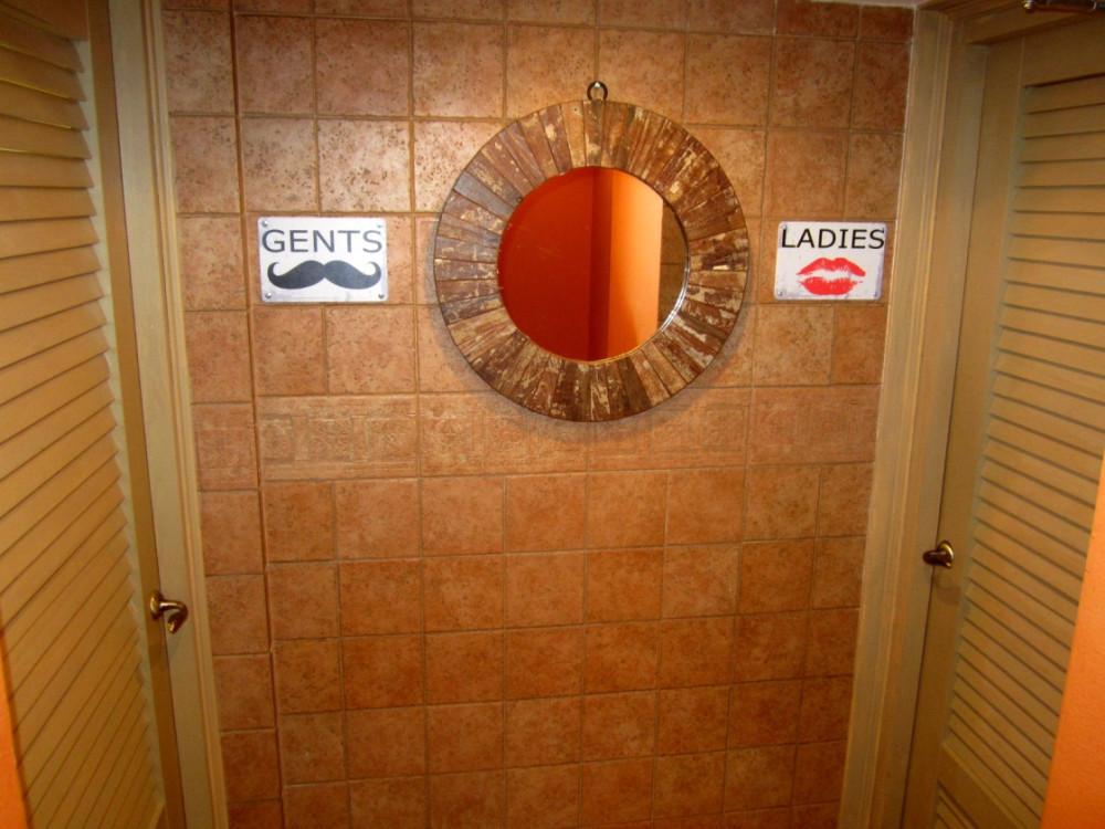 1 туалет