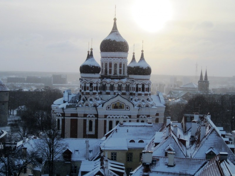 History of persecution of the Main Orthodox Church in Tallinn.