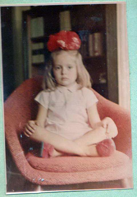 Улан-Уде. Я в кресле. 1966-1967