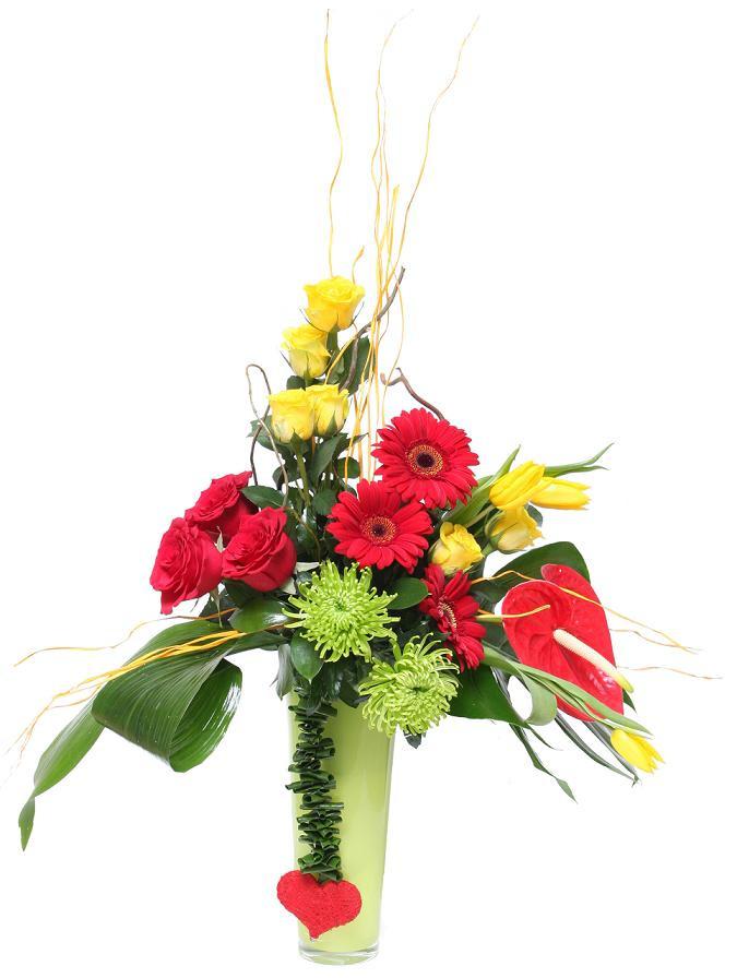 Доставка цветов на дом в рязани