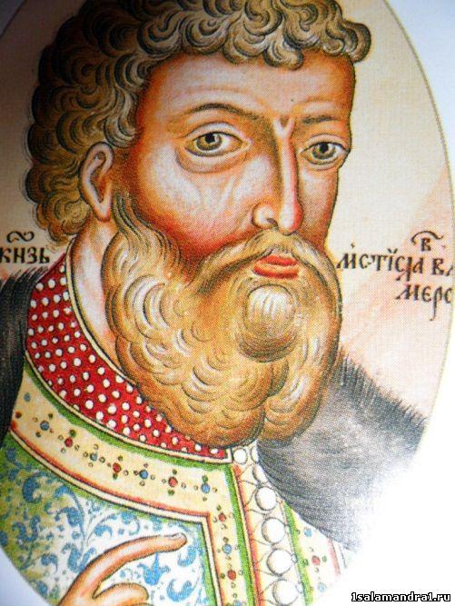 Картинка князь мстислав