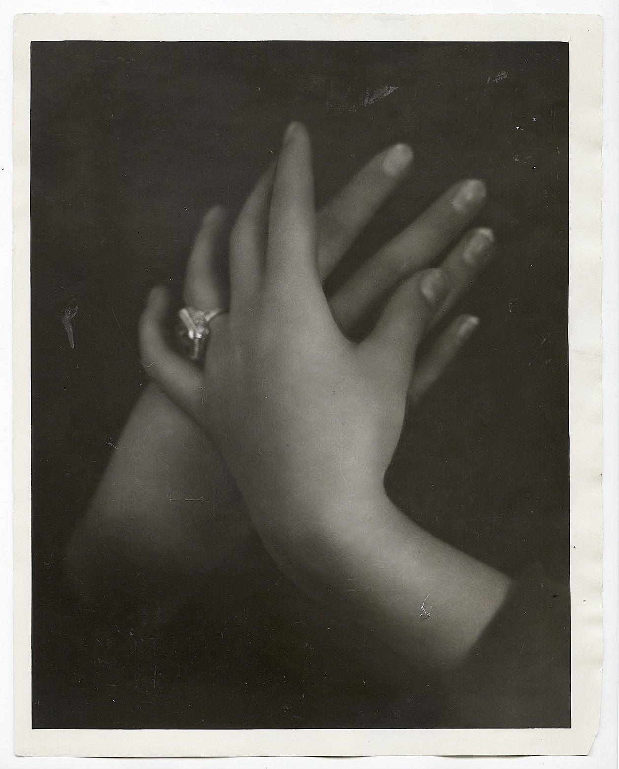 Mary Dale Clarke VTG 1929