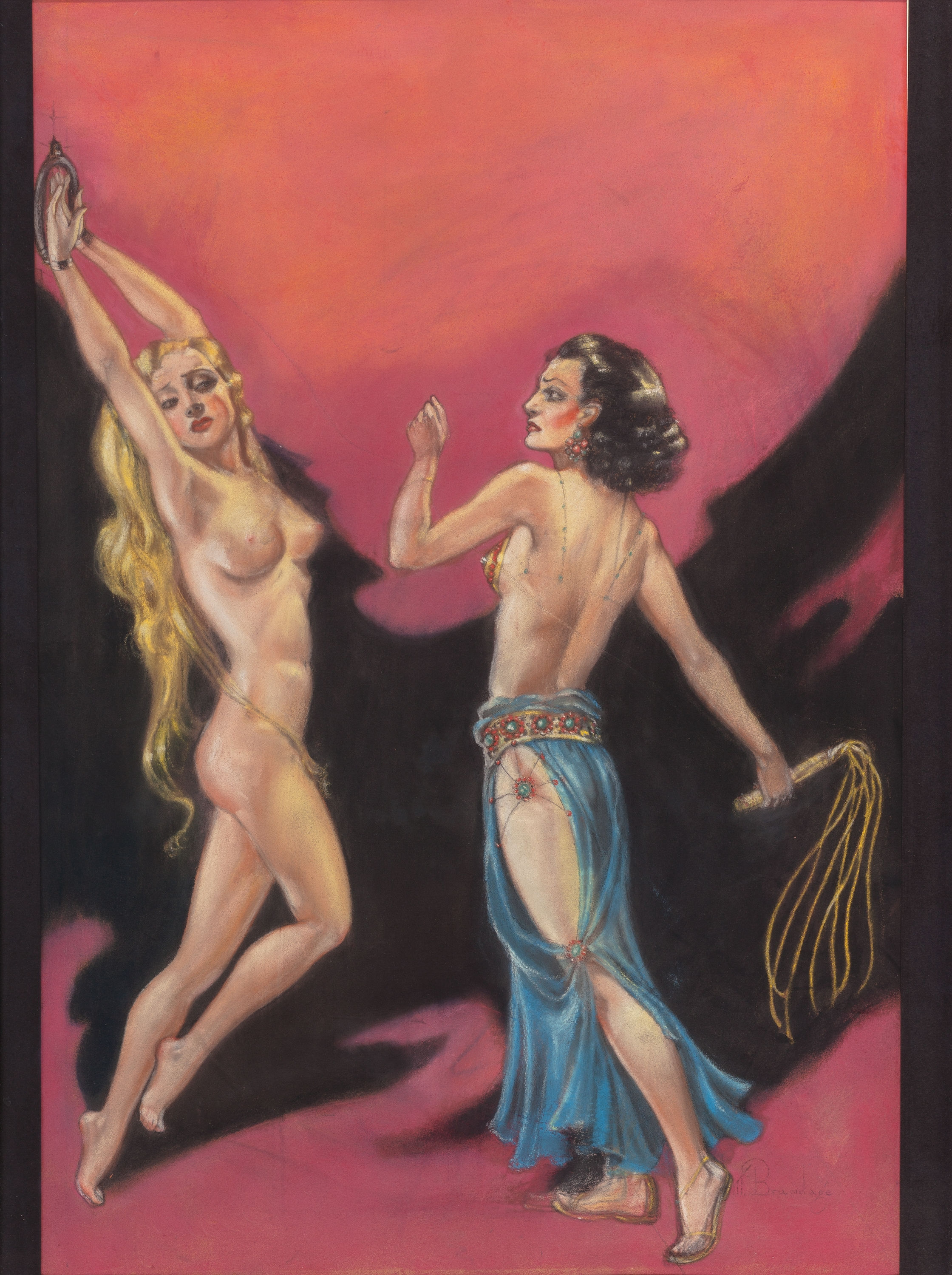 Held-Against-Her-Will-Weird-Tales-pulp-magazine-cover