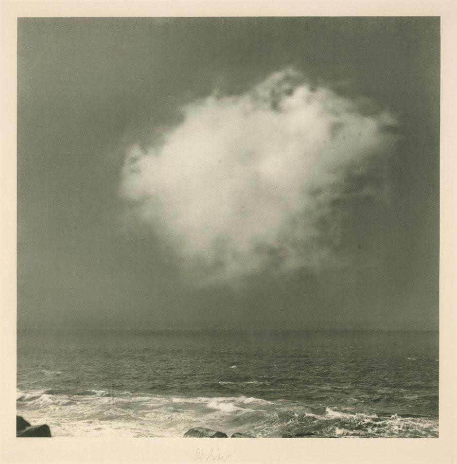 Gerhard Richter, Wolke, 1971