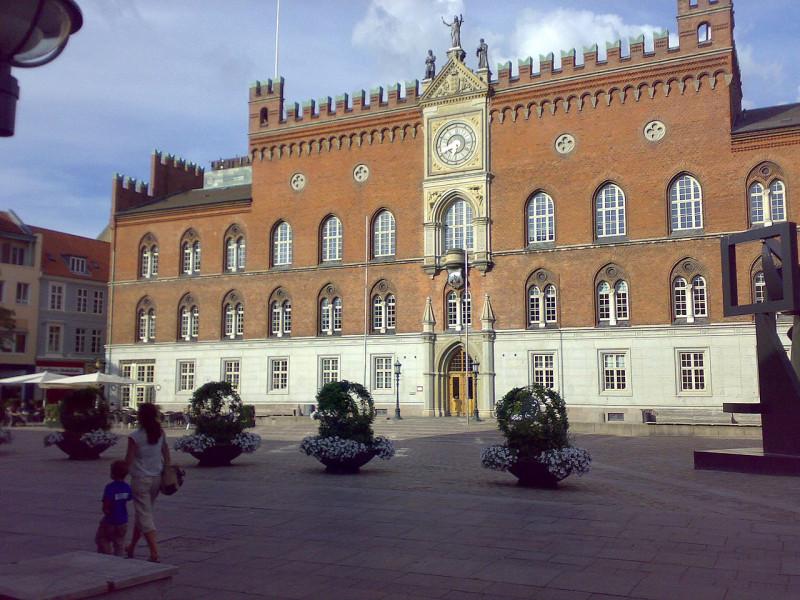«Социал-демократы» руководят основными датскими городами, в числе которых значится и Оденсе