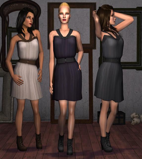 Abernathy Dress