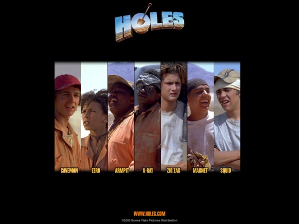 holes louis sachar summary