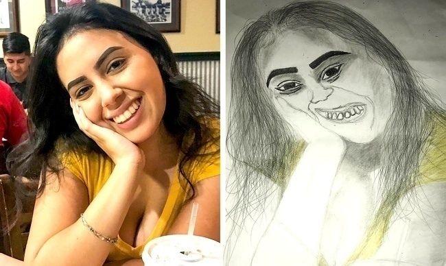 Рисую портреты на заказ!