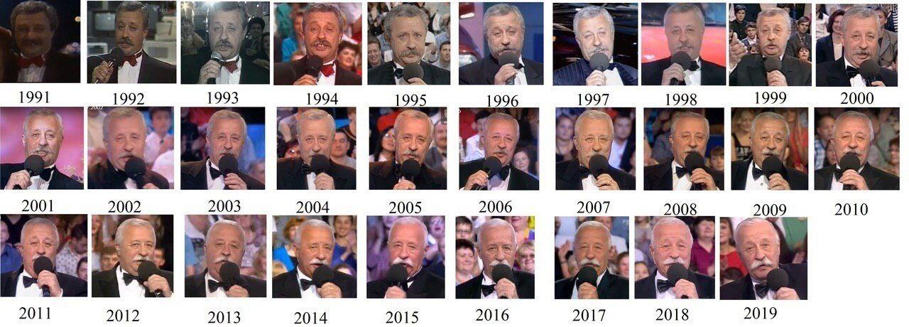 Леонид Якубович, 1991-2019 гг.