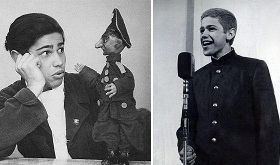 Молодой Петросян — вылитый Обама
