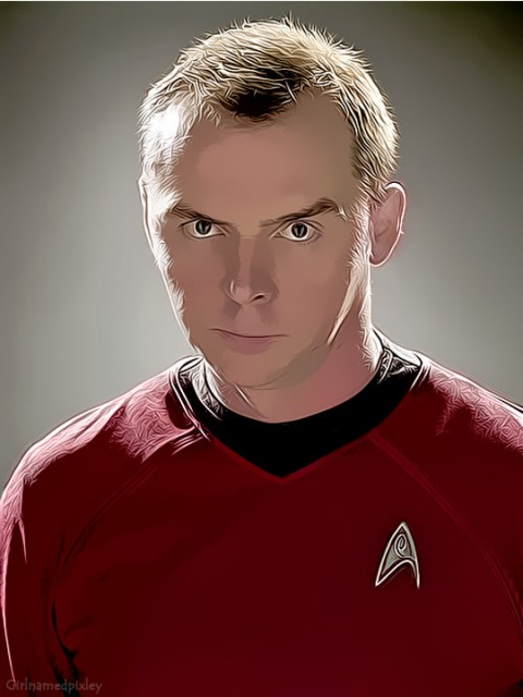 Lieutenant Commander Montgomery Scott