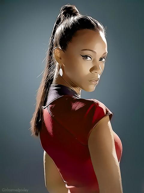 Lieutenant Nyota Uhura