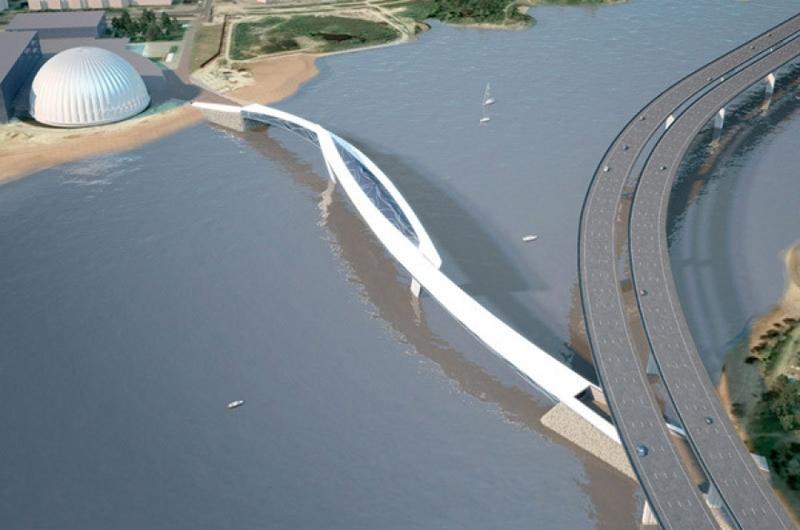 мост от крестовского до зенит арены