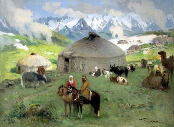 выставка Григория Чорос-Гуркина 3