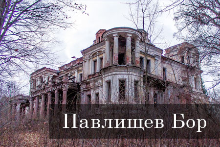 Павлищев Бор