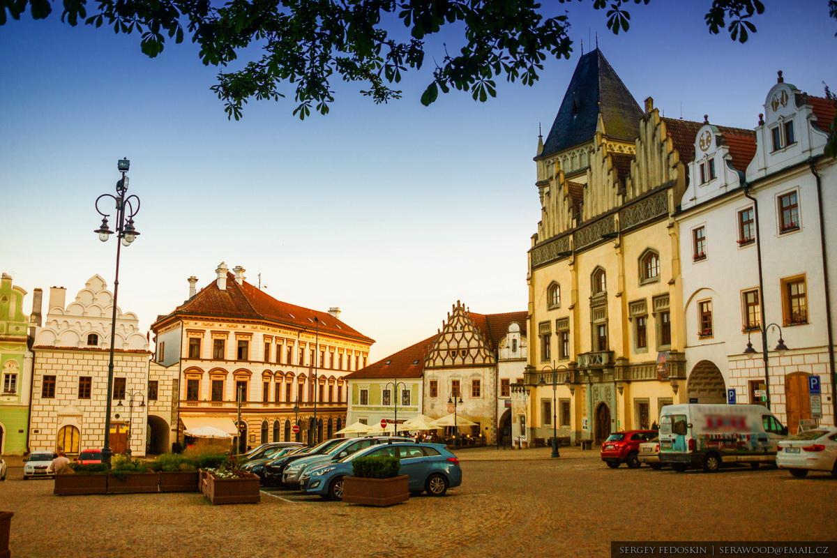 облицовке табор город в чехии фото новые
