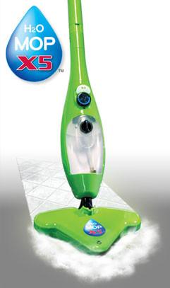 Универсальная швабра h2o-mop-x51