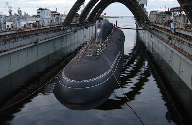 Атомные подводные лодки для российского флота Severodvinsk_nachala_ispytaniya