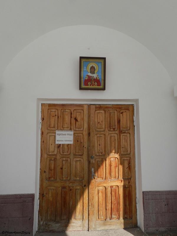 Монастырское подворье Мужского монастыря в Беслане