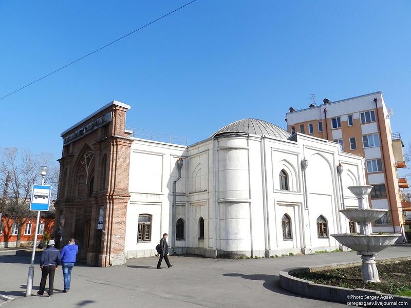Шиитская Мечеть(ныне здание планетария)