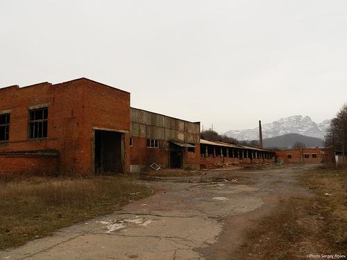 Кирпичный завод Л.В Штейнгеля и В.И Грозмани