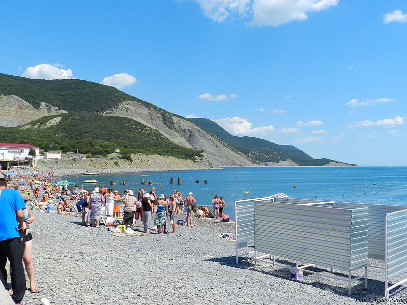 Большой утриш фото пляжей и набережной