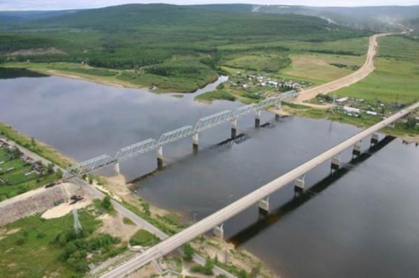 мост якутск