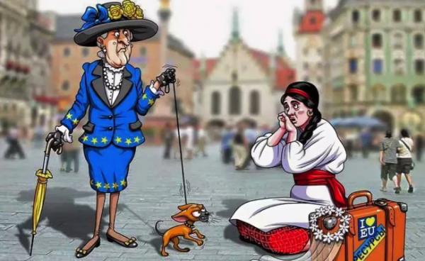 европа - украина