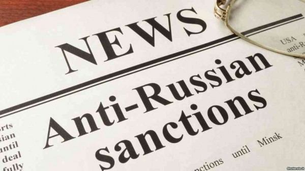 Санкции против России, как проявление фобий Запада