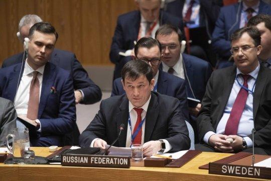 Совет Безопасности ООН: бандитизм назван бандитизмом