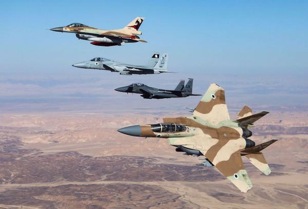 Израильские ВВС отработали действия против С-300 в... Греции