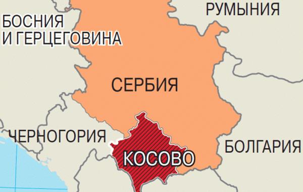 Что означает отзыв признания Косова?