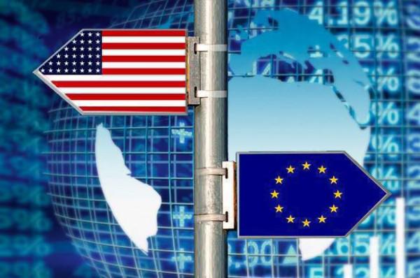 Американская пощечина Евросоюзу