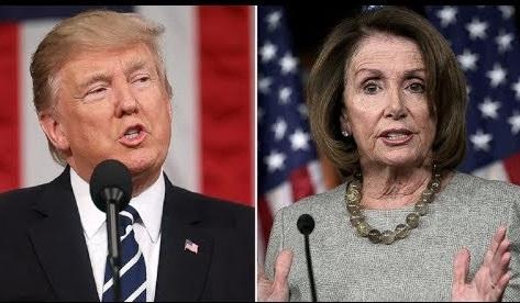 Трампу не дают выступить в Конгрессе с Посланием к нации