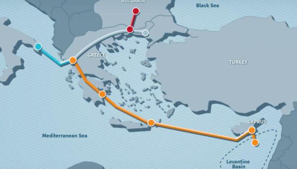 Газовые баталии в Европе. США призывают Левиафана на помощь