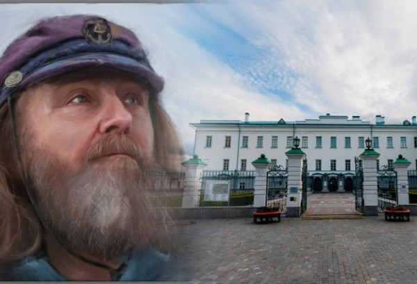 """Видео дня. """"Федор Конюхов – Тобольск: духовная скрепа Отечества"""""""