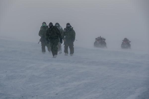 Теперь и для НАТО «Русский Мороз» - помеха