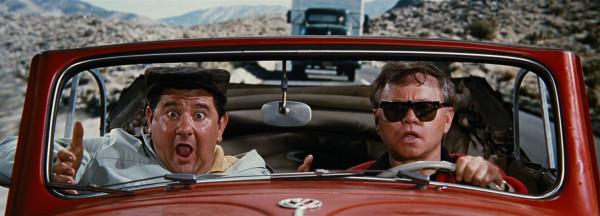 """Субботний кино-хит. """"Это безумный, безумный, безумный мир"""". Одна из лучших американских кинокомедий"""