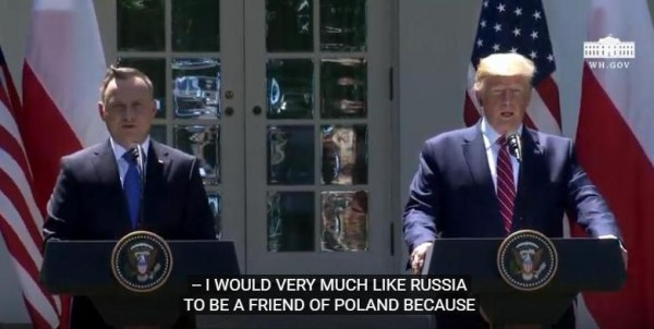 Польша дрогнула от своего же решения?